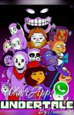 WhatsApp Undertale® by Tesakku01