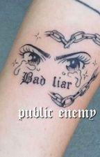 public enemy ➵ minizerk  by -ohmyzerkaa
