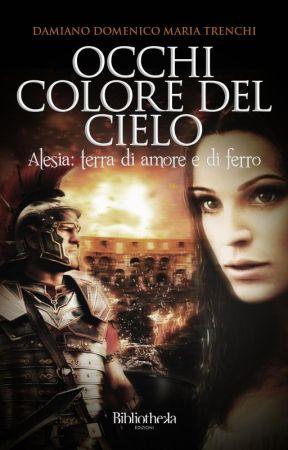 OCCHI COLORE DEL CIELO by DamianoTrenchi