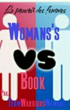 Woman's Book by TeamWarriorsWomans