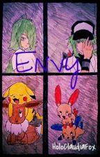 Envy 【Pokemon N; Paused】 by Juuzouu