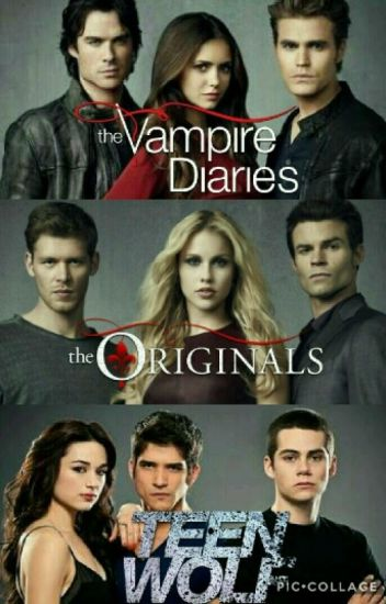 Teen Originals Diaries (TVD,TO,TW)