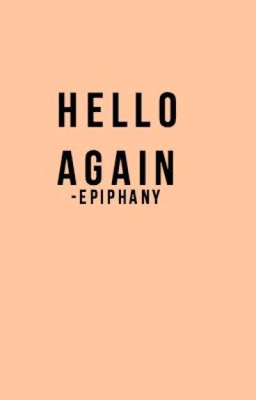 Hello Again *:・゚✧ Phan