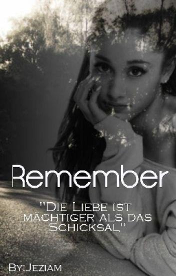 Remember  (Ziam) ✔