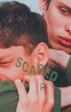 Scared [gay] by satanftsuicidal
