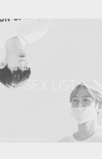 Sex List | BaekYeol