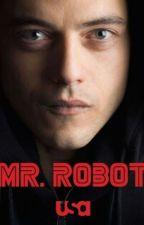 Mr. Robot by irasuel