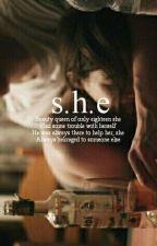 S.H.E 🌥malik by masterpiecehood