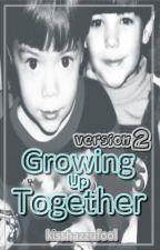 Growing Up Together | nova versão | by kisshazzufool