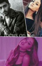 Focus On Me.. by zarianass