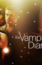 Dark, Dangerous, and Forbidden: The Vampire Diaries by SconnieG
