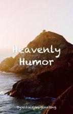 Heavenly Humor by elliesimaginating