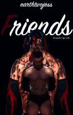 Friends ||Finn Bálor|| (discontinued) by earthtwojess