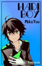 Hadi Boy [MikaYuu] by PriincessYuu