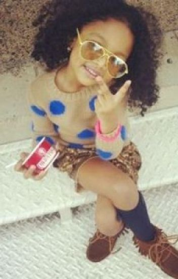 You left us for fame    (Ray ray daughter)