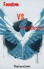 Fandom Fights by Dalaxion