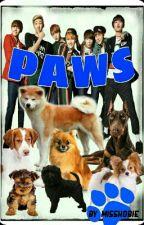 PAWS (BTS × SEVENTEEN FANFIC) by misshobie