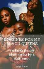Preferences for Balck Girls by livelikemaloley