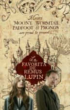 La favorita de Remus Lupin © by CruddyRainbow