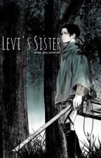 Levi's Sister [Levi x Child! Reader] by anime_and_more1087