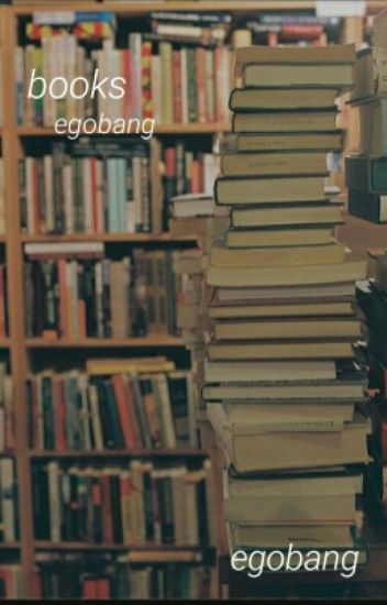 books ✦ egobang