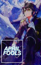 APRIL FOOLS『Y. Hyakuya 』 by mangathighs