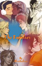 The families of Percy Jackson by _AliceJackson_