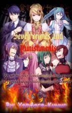 7 Crimes And Punishments ( Saga Evil) by yandere-kuuun