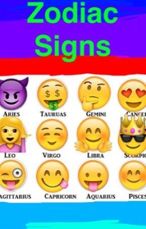 Zodiac Signs - The best kissers - Wattpad
