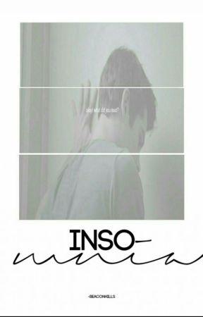 Insomnia | Stiles Stilinski by -dasanii