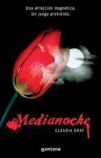 MediaNoche Claudia Gray by CaSteVa