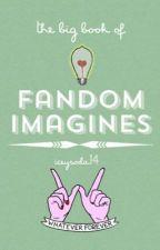 Fandom Imagines by iceysoda14