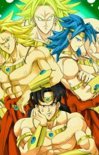 Broly x Reader (DISCONTINUED) by Panama_063