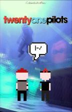 Twenty one pilots. |-/ by CobwebsAndFlies