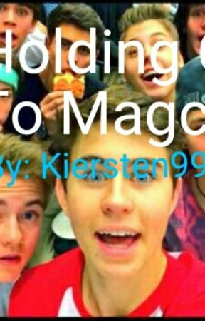 Holding On To Magcon (Book 3) by JustAnOriginal93