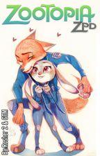 Zootopia: El romance de Judy Hopps &  Nick Wilde en el ZPD by Gtm1MRoger