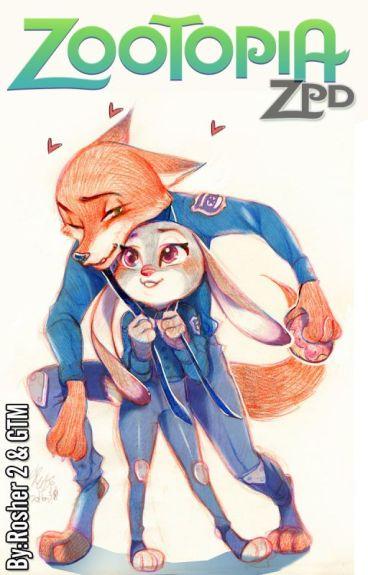 Zootopia: El romance de Judy Hopps &  Nick Wilde en el ZPD