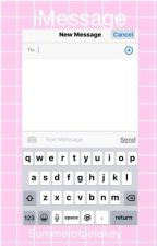 iMessage (petekey, frerard, Ryden, joncer, and others) by starryseyoon