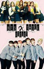 BangtanTwice Ficlet by RoxyRough