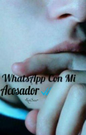 WhatsApp Con Mi Acosador ↪Kaisoo
