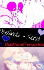 『OneShots -Soriel-』 by OneMorePersonHere