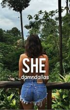 She |Omaha Squad| by _damndallas