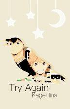 Try Again   KageHina   Haikyuu!! by TxbyRxgers