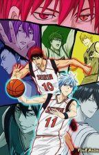 Баскетбол Куроко-мой баскетбол. by _KimSanKi_