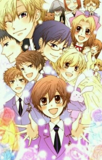 Ouran High School Host Club X Reader