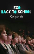 Exo Back To School by kim_yun_lee