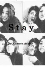 Stay. by RylanMason