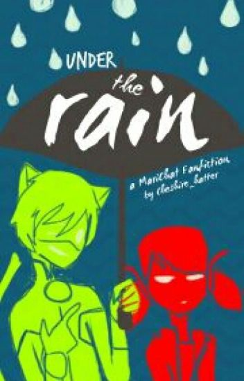 Under The Rain [A MariChat Fan Fiction]