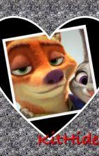 Nick + Judy  by Meoogie