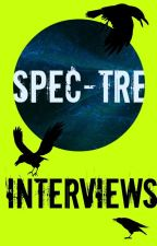 Inside Look: Interviews with Select Writers by SPEC-tre
